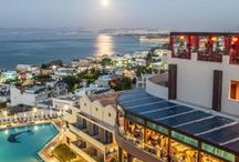 All-Inclusive Hotels in Crete / A variety of the most luxurious all-inclusive hotels next to the best sandy beaches in Crete!
