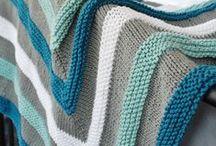 Knitting/ blanket