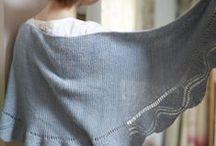Knitting / Shawls, scarves