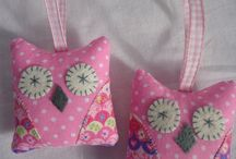 Sewing - Pocket Pets / I have in mind to make a selection of pocket pets...