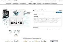 Webdesign Inspiration | E-commerce