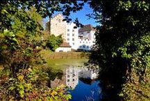 Schloss-Hotel Wartensee at Bodensee, Switzerland / Schloss-Hotel Wartensen at Bodensee, Swiss #swiss #nature #bodensee #rorschach #wartensee #switzerland #schweiz