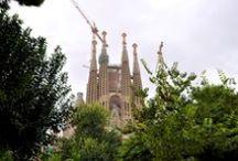 Barcelona / Barcelona, Spanien, Spain, Europe, Kunst, Art, Gaudi, Architektur, Architecture