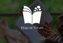 Books / Kitap ve Yorum, kitaplar hakkında kişisel görüşlerin paylaşıldığı bir blog platformudur. Kitapların içerikleri hakkında bilgi edinebilir, kişisel yorumları okuyabilir ve sizler de yorum yapabilirsiniz.