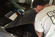 Paintless Dent Repair Training by SAI / Paintless Dent Repair Training Pics