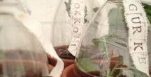 DIY | Ideen für Garten & Balkon / Was braucht ein richtiger Garten? Welche schönen Kleinigkeiten machen ihn besonders und dürfen auf keinen Fall fehlen? Hier ist unsere Garten- & Kräuter-Pinnwand craftyneighboursclub.com
