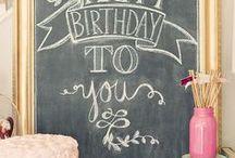 DIY | Geburtstagsfeste | Mottogeburtstag / How to organize the perfect birthday? Choose your theme and get inspired. Hier findet ihr unsere Themengeburtstage auf einen Blick. Mehr auf: craftyneighboursclub.com