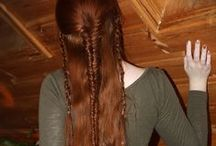 Celtic Hairstyles / by ☽ Jane ☾