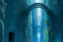 Atlantis -Lemuria-