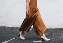 FASHION / what we love to wear