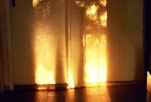 Before dawn / 夜明け、光
