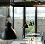 RESTAURANTS / We love seeing Seed in commerical settings, if you spot our lamps, tell us!