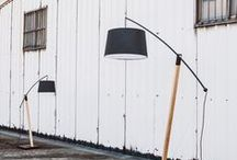 OUR FLOOR LAMPS / Seed's collection of floor lamps