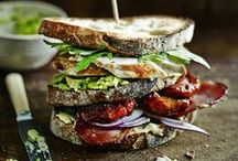 British Sandwich Week / 8-14 May is British Sandwich Week, and here at Dualit we're celebrating the humble sandwich.  From simple cheese and tomato to something a bit posher, and delicious toasted sandwiches made using our clever Sandwich Cages, we're pinning all our favourite recipes and we hope one or two take your fancy!