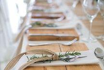 DIY | Gartenparty Ideen / Schöne Ideen für Feste im Freien, von Hochzeit bis BBQ
