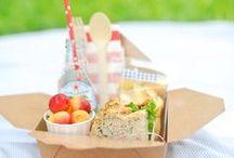 Rezepte | Picknick & BBQ / Mit Kindern unterwegs? Wir haben unsere schönsten Ideen hier gesammelt