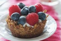 Rezepte | Frühstück / Die erste Mahlzeit des Tages soll schmecken, nicht wahr?