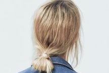HAIR / we love a good hairdo