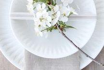DIY | Tischdekoration / Für den schön gedeckten Tisch