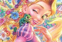 Disney  Rapunzel / ラプンツェル、Rapunzel