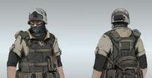 Concept art / Survarium / Metro 2033 / Fallout / Stalker / Post apocalyptic