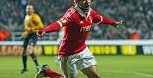 Benfica stars / All-time best Benfica players