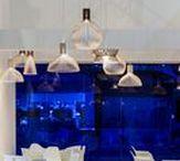 Projets : Restaurants, Bureaux ou Intérieurs... / Trouver de l'inspiration et des idées pour vos projets de restaurants, bureaux ou maison ! N'hésitez pas à nous contacter sur MonDesign.com pour vos réalisations