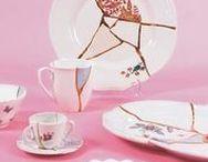 Art de la table - Vaisselle Design - Dishes / Habiller votre table à votre image avec de la vaisselle originale, moderne ou plus authentique en céramique. Donnez le ton à votre repas et adopté un service de table coordonné ou dépareillé.