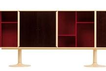Design: Le Corbusier / Designklassiker par excellence. Hier: Charles-Édouard Jeanneret-Gris aka Le Corbusier (1887 – 1965).