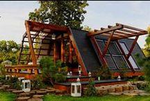 Architecture - maisons - homes