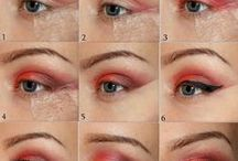 Makeup tutorials / Makeup tutorials