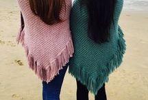 Sjaals / Een stijlvolle sjaal maakt je outfit compleet!