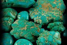 Turquoise Stones / Turquoise Stones
