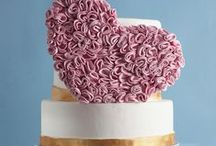 Wedding cakes / By us- straight from our heart