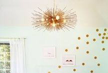 lighting / Lighting is important and is often a second thought. Here you will find inspiring rooms and fixtures that make a space stunning.  Chandelier, pendant, floor lamp, desk lamp, or sconce, we have the inspiration for you.