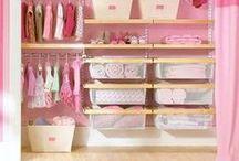 Habitaciones infantiles / Ideas fantásticas para organizar, diseñar y decorar, la habitación de los más pequeños del hogar.