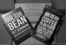 Mr Bean body scrub / Here you can find out more about the Mr Bean body scrub! We sell it at www.thelittlethingsinlife.nl