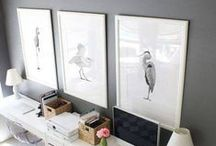 art / Peruse prints, gallery walls and large scale pieces that will inspire you to buy more art for your home.