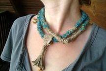 textile & ethnic jewelry ❇