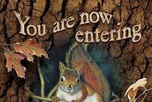 Squirrels...cuteness overload
