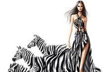 Black & White ღ