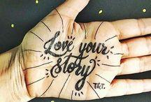 Professor Tatts / Ideas, stencils & draws choose your style