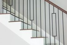 stairs / Stair ideas, design, makeovers and decor.