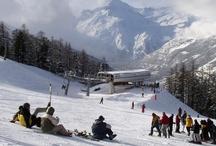 Domaines alpins / Plus  qu'un  immense  domaine  skiable,  découvrez  un territoire d'émotions rares.  Entre  forêt  et  hauts  sommets,  sans  déchausser  de Lanslevillard à Termignon, le domaine skiable de VAL CENIS VANOISE vous invite au grand voyage de la glisse. En montant jusqu'à 3 000 m, BONNEVAL-SUR-ARC vous réserve son ski au pied des glaciers. Et, à Bessans, c'est avec vos enfants que vous prenez les pistes du plaisir !  Partout, le bonheur se partage en famille.