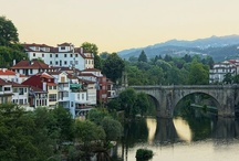 Amarante - What a place to visit / Amarante a beautiful historical city located only 30 minutes from Porto (Portugal) and next to the Tamega River (the region of Vinho Verde).