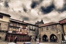 Guimaraes - 30 min. from Amarante  / Guimaraes, the European Capital of Culture 2012. Worth a visit.