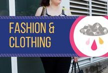 Fashion & Clothing / Fashion and outfit inspiration from some of our favorite bloggers
