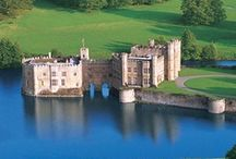 Leeds Castle & grounds