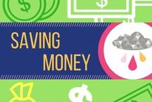 Saving Money / Ideas and articles about saving money, whether its shopping, online, or budgeting.