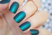 ❛ Nails ❜ / My nails have many personalitys!